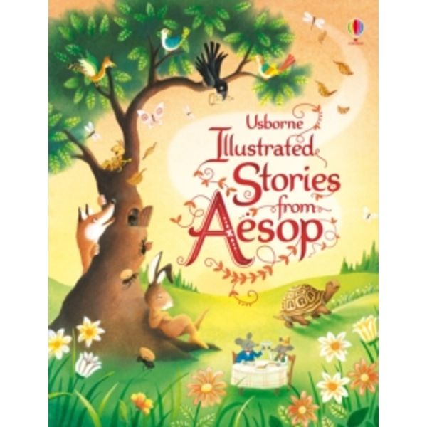Illustrated Stories from Aesop by Susanna Davidson (Hardback, 2013)
