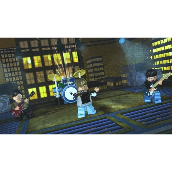 Lego Rock Band Game PS3 - Image 9
