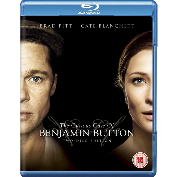 The Curious Case Of Benjamin Button Blu-Ray