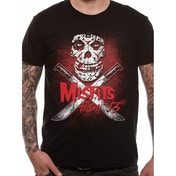 Misfits - Friday 13th Unisex Small T-Shirt - Black