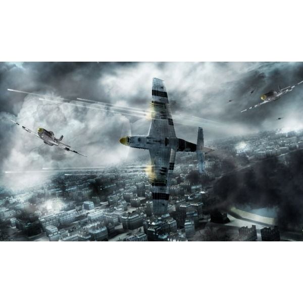 Blazing Angels Squadrons of WWII Game Xbox 360 - Image 2