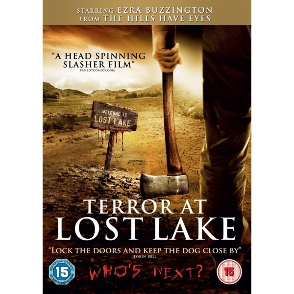 Terror At Lost Lake DVD