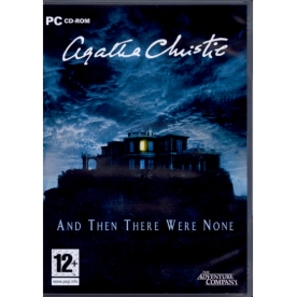 Agatha Christie And Then There Were None Game PC