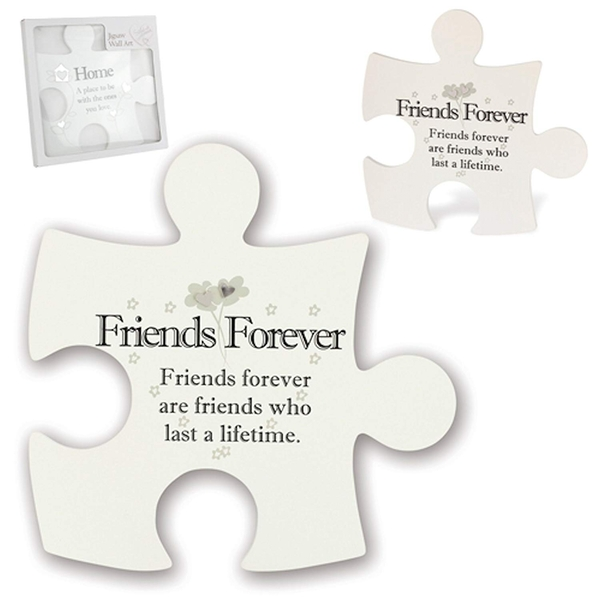 Said with Sentiment Jigsaw Wall Art Friends Forever