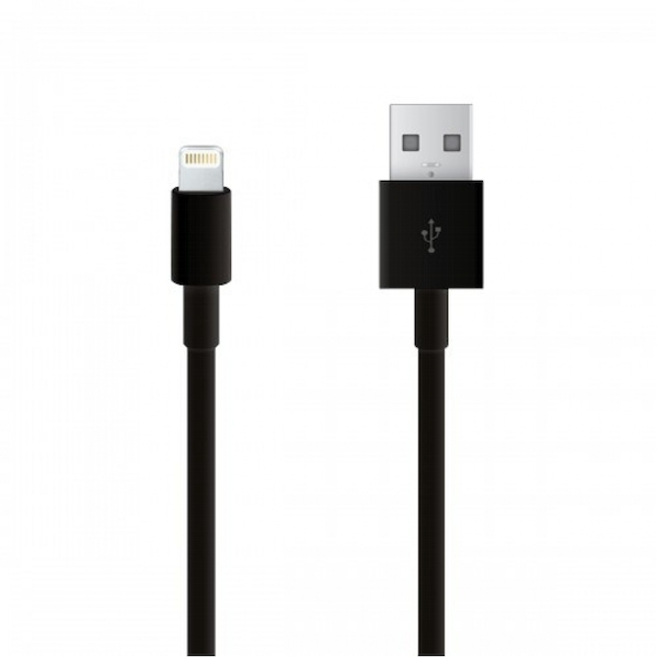 Belkin 2m Charge and Sync Cable for Apple Lightning (Black)