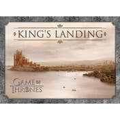Game Of Thones - King's Landing Postcard