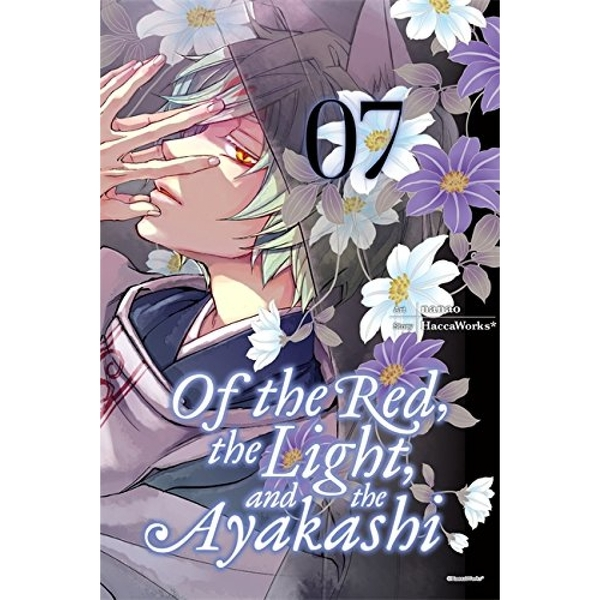 Of The Red, The Light & The Ayakashi  Volume 7