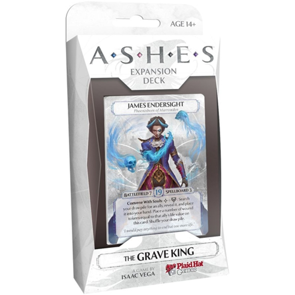 Ashes: Rise of the Phoenixborn - The Grave King Expansion
