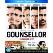 The Counsellor Blu-ray + UV Copy