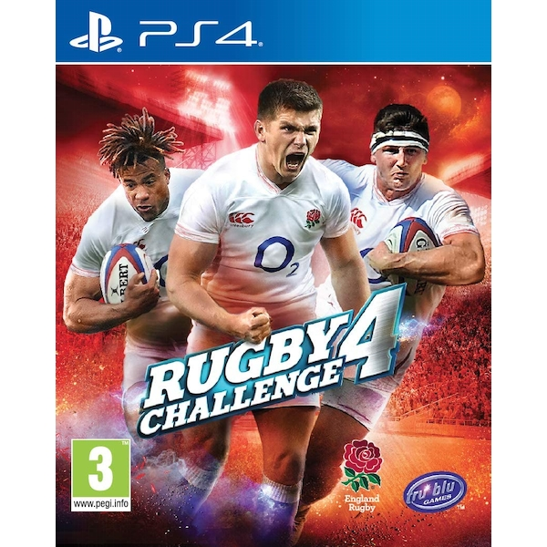 Rugby Challenge 4 PS4 Game