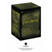 The Lord of the Rings Trilogy Extended Edition Box Set DVD
