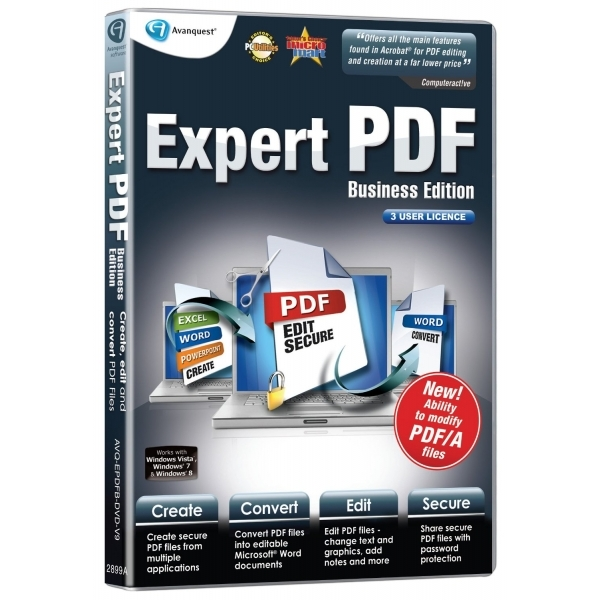 Avanquest expert pdf 9 business edition currys | ebay.