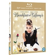 Breakfast At Tiffanys Blu-ray