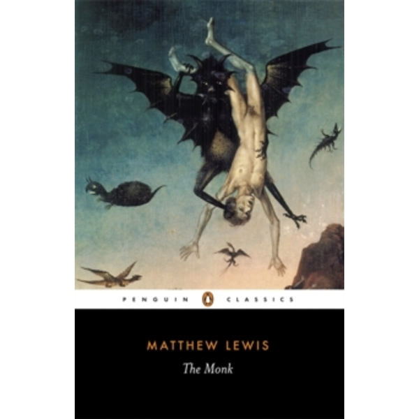 The Monk by Matthew Lewis (Paperback, 1998)
