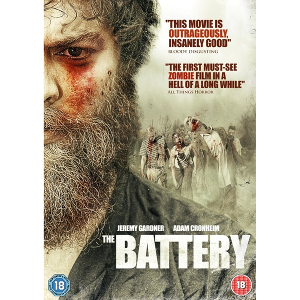 The Battery [DVD]