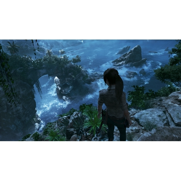 Shadow Of The Tomb Raider Croft Edition PS4 Game + I Love Tombs Patch - Image 2
