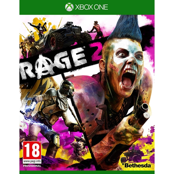 Rage 2 Xbox One Game - Image 1