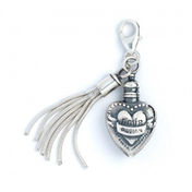Sterling Silver Love Potion Clip on Charm