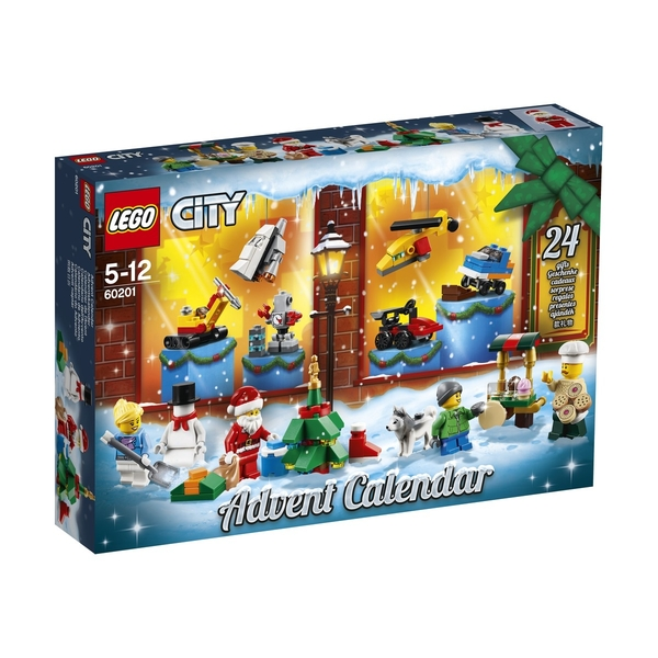 Lego City Advent Calendar 2018 (60201) - Image 1