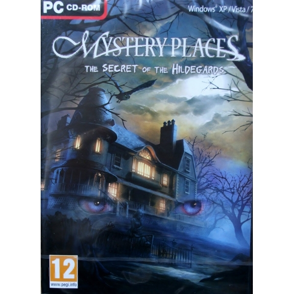 Mystery places Secret of the Hildergards Game PC