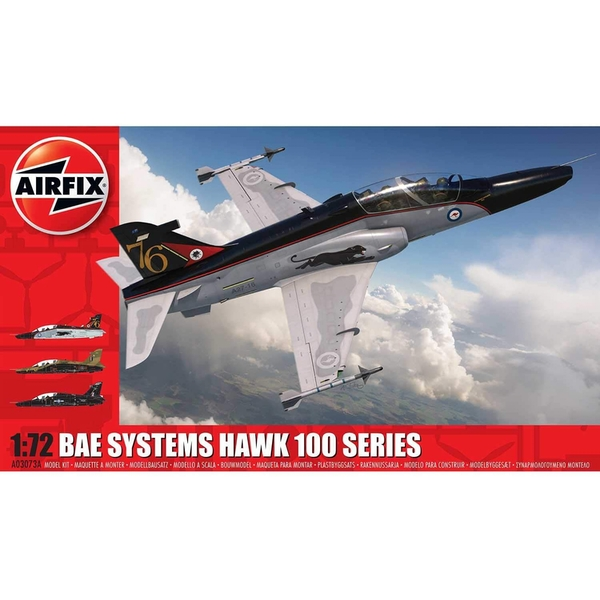 BAE Hawk 100 Series Airfix 1:72 Model Kit