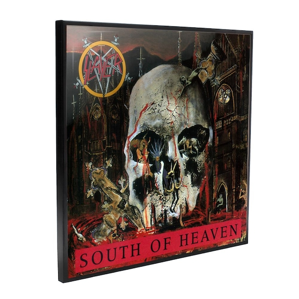 South of Heaven (Slayer) Crystal Clear Picture