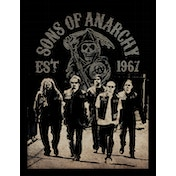 Sons of Anarchy - Reaper Crew Framed 30 x 40cm Print