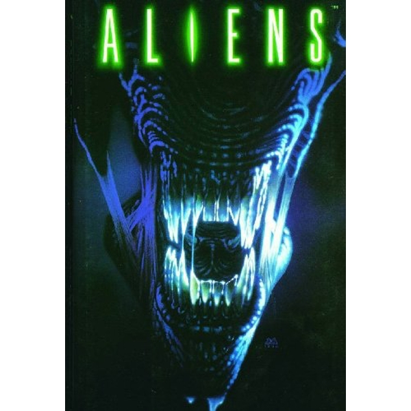 Aliens Book 2 Limited Edition