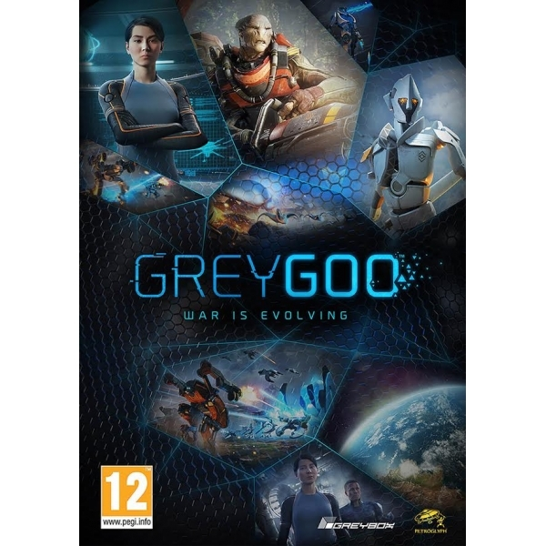 Grey Goo War is Evolving PC Game - Image 1
