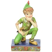 Childhood Champion (Peter Pan) Disney Traditions Figurine