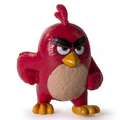 Red Angry Birds Collectible Figures