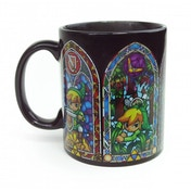 Nintendo Legend of Zelda Heat Change Coffee Mug