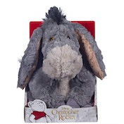 Disney Christopher Robin Collection Winnie the Pooh Eeyore 10 Inch Soft Toy