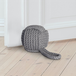 Rope Knot Door Stop | M&W Grey - Image 6