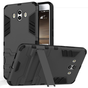 Caseflex Huawei Mate 10 Armour Kickstand Case - Black