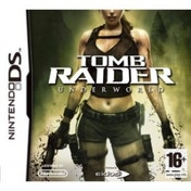 Tomb Raider Underworld Game DS