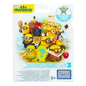 Mega Bloks Despicable Me Minion Blind Pack