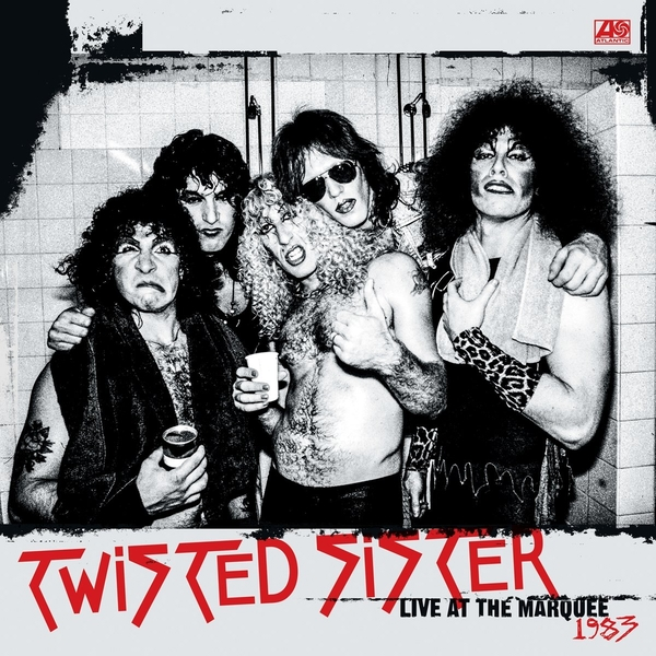 Twisted Sister - Live At The Marquee 1983 Vinyl