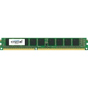 4GB DDR3L PC3 12800 1600MHz SRx8 RDIMM Crucial Single Module