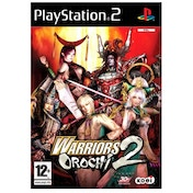 Warriors Orochi 2 Game PS2