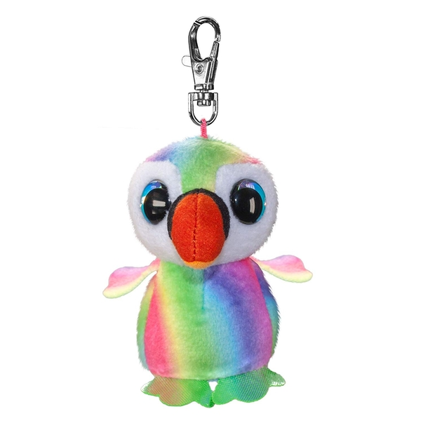 Lumo Stars Mini Keyring - Puffin Lenni Plush Toy