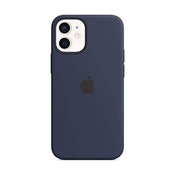 Apple Silicone Case with MagSafe (for iPhone 12 mini) - Deep Navy