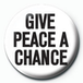Give Peace a Chance Badge - Image 2