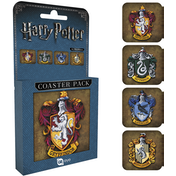 Harry Potter Crests Coaster Pack