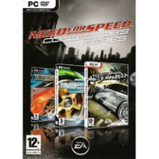 Need for Speed Collectors Series Includes Underground 1 2 and Most Wanted Game PC