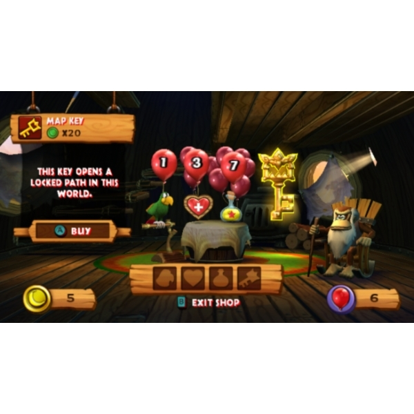 Donkey Kong Country Returns Game Wii - Image 4
