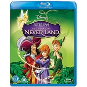 Peter Pan 2 Return To Neverland Blu-ray