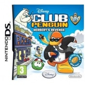 Disney Club Penguin Herberts Revenge Game DS