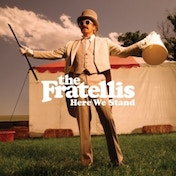 Fratellis Here We Stand CD