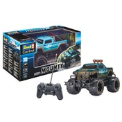 "Truck ""Mounty"" Revell Control"